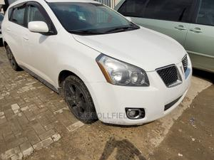 Pontiac Vibe 2009 2.4 4WD White | Cars for sale in Lagos State, Surulere