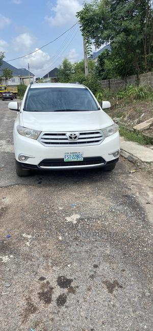 Toyota Highlander 2011 White   Cars for sale in Oyo State, Ibadan