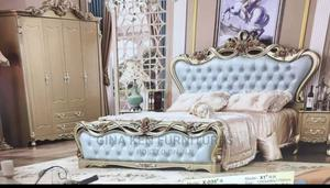 Royal Bed With Side Table | Furniture for sale in Lagos State, Ojo