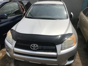 Toyota RAV4 2010 3.5 4x4 Silver | Cars for sale in Lagos State, Ikeja