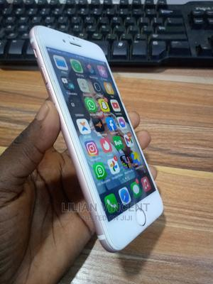 Apple iPhone 6 128 GB Silver   Mobile Phones for sale in Lagos State, Alimosho