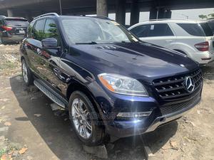 Mercedes-Benz M Class 2013 ML 350 4Matic Blue | Cars for sale in Lagos State, Amuwo-Odofin
