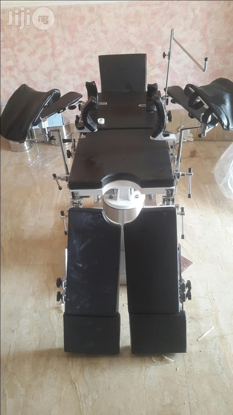 Major Operating Table   Sports Equipment for sale in Lagos Island (Eko), Lagos State, Nigeria
