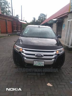 Ford Edge 2013 SE 4dr FWD (3.5L 6cyl 6A) Black | Cars for sale in Lagos State, Ikeja
