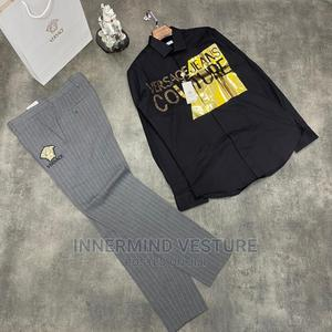 Exclusive Versace Shirts With Pant Trousers | Clothing for sale in Lagos State, Lagos Island (Eko)