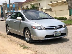 Honda Civic 2007 Silver   Cars for sale in Abuja (FCT) State, Gwarinpa