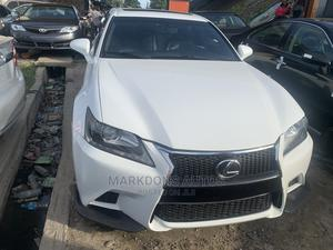 Lexus GS 2014 White   Cars for sale in Lagos State, Amuwo-Odofin