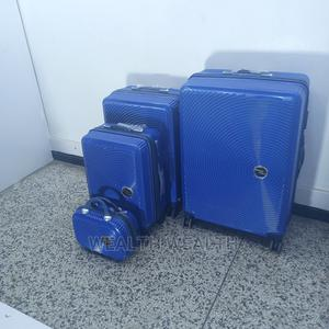 Quality Plastic Swiss Polo Suitcase Luggage Box   Bags for sale in Lagos State, Ikeja