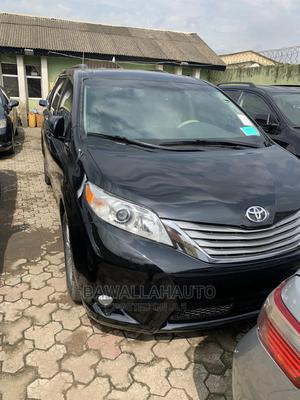 Toyota Sienna 2011 XLE 8 Passenger Black   Cars for sale in Lagos State, Ikeja