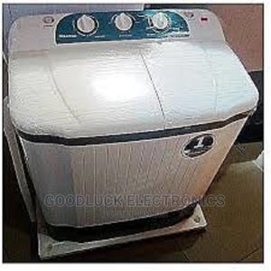 Hisense 5kg Twin Tub Washing Machine WSJA551 | Home Appliances for sale in Lagos State, Ikeja