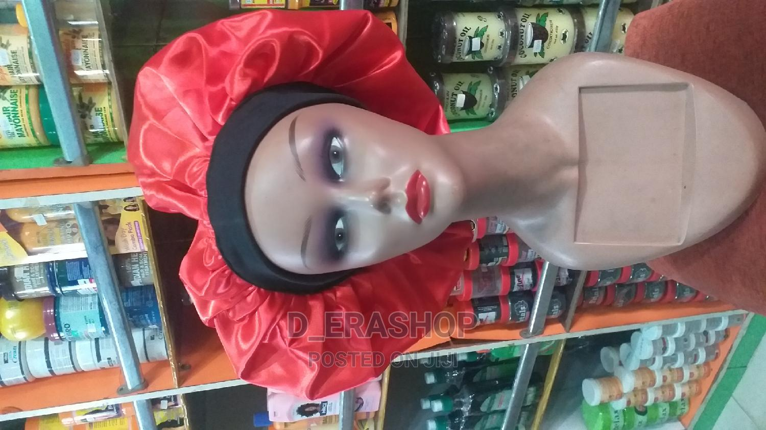 Satin Hair Bonnets   Clothing Accessories for sale in Owerri, Imo State, Nigeria