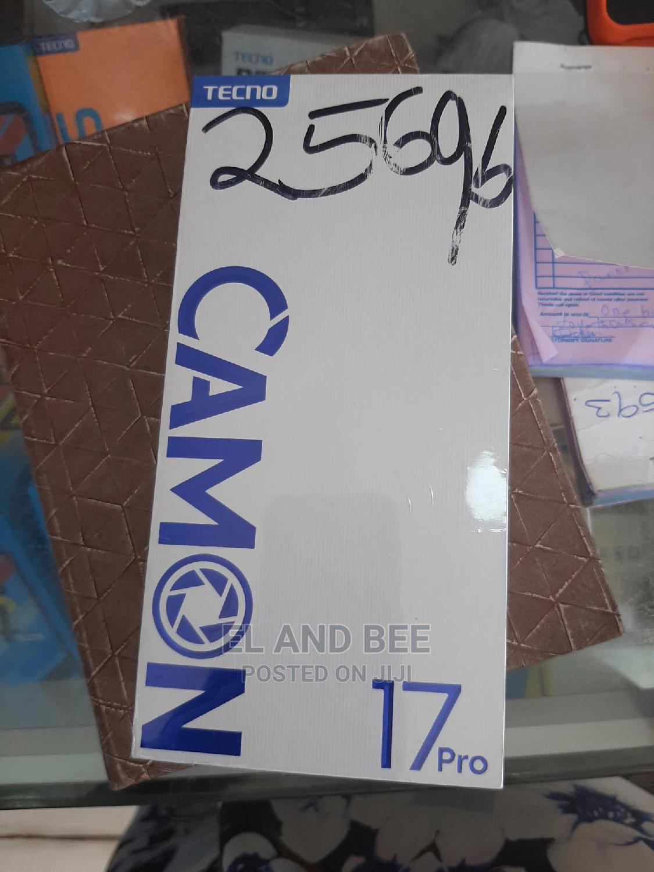 New Tecno Camon 17 Pro 256 GB Blue