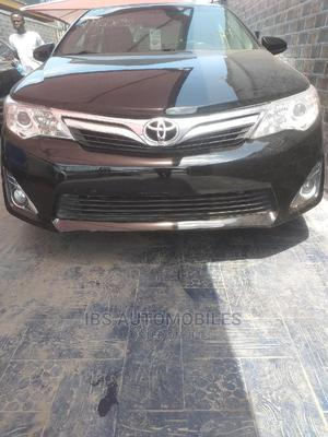 Toyota Camry 2014 Black   Cars for sale in Lagos State, Surulere