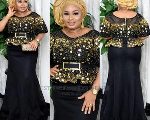 Quality Turkey Female Dinner Long Gown   Clothing for sale in Lagos State, Ikeja