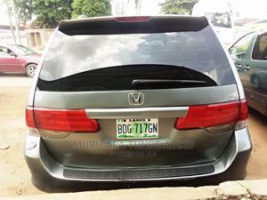 Honda Odyssey 2009 Gray | Cars for sale in Lagos State, Egbe Idimu