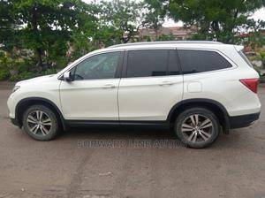 Honda Pilot 2017 White | Cars for sale in Lagos State, Amuwo-Odofin
