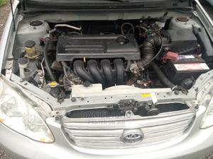 Toyota Corolla 2003 Sedan Silver | Cars for sale in Delta State, Udu