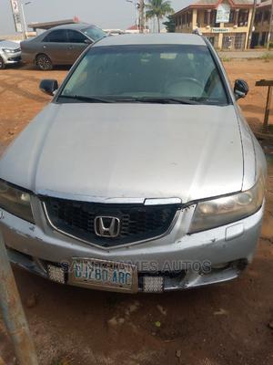 Honda Accord 2003 Silver   Cars for sale in Lagos State, Ikorodu