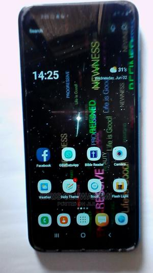Samsung Galaxy A11 32 GB Blue   Mobile Phones for sale in Lagos State, Surulere
