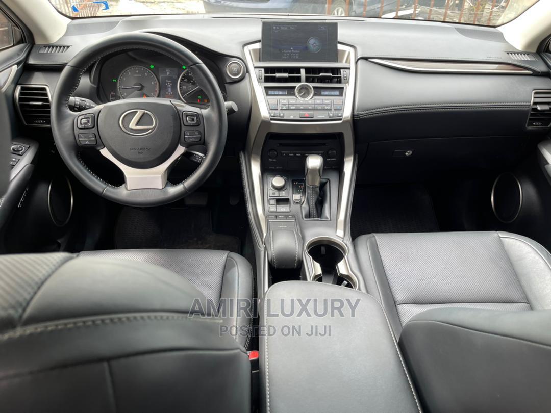 Archive: Lexus NX 2015 Blue