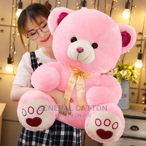 High Quality Toy Cute Cartoon Big Teddy Bear | Toys for sale in Lagos State, Ikoyi
