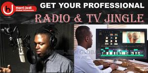 Radio and Tv Jingle Production | DJ & Entertainment Services for sale in Lagos State, Ikeja
