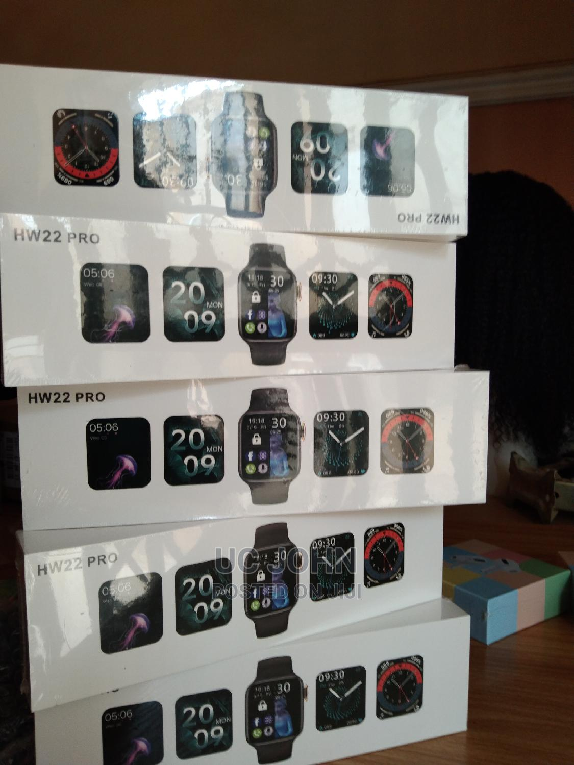 Series 6 Smart Watch   Smart Watches & Trackers for sale in Gwarinpa, Abuja (FCT) State, Nigeria
