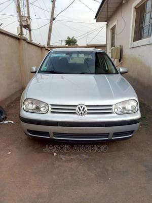 Volkswagen Golf 2000 1.6 Silver | Cars for sale in Abuja (FCT) State, Garki 2