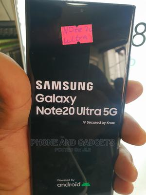 Samsung Galaxy Note 20 Ultra 5G 256GB Black | Mobile Phones for sale in Lagos State, Ikeja