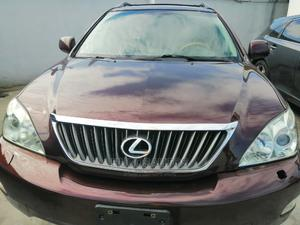 Lexus RX 2008 350 AWD Red | Cars for sale in Rivers State, Port-Harcourt