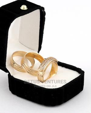 Cassidy Rommanel Wedding Ring Set | Wedding Wear & Accessories for sale in Lagos State, Surulere