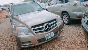 Mercedes-Benz GLK-Class 2010 350 4MATIC Gold | Cars for sale in Abuja (FCT) State, Gwarinpa