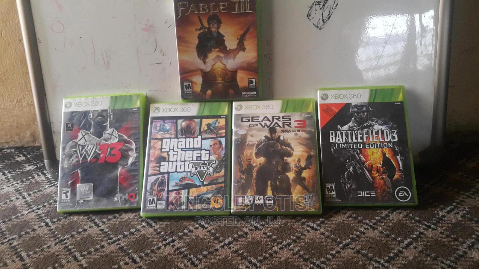 Archive: Xbox 360 Games