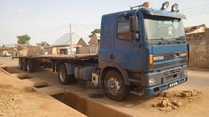 Sound DAF 85CF With 12tyres Flatbody for Container | Trucks & Trailers for sale in Kaduna State, Kaduna / Kaduna State