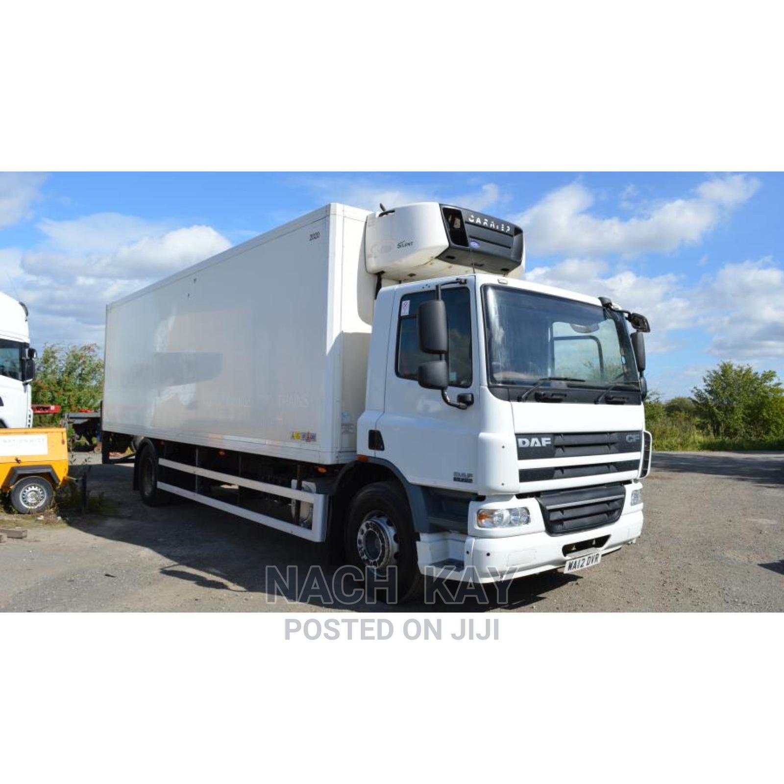 Foreign Used DAF FACF65 Truck It'S Extremely Neat