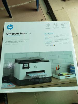 Hp Officejet Pro 9023 All-In-One Printer | Printers & Scanners for sale in Lagos State, Ikeja