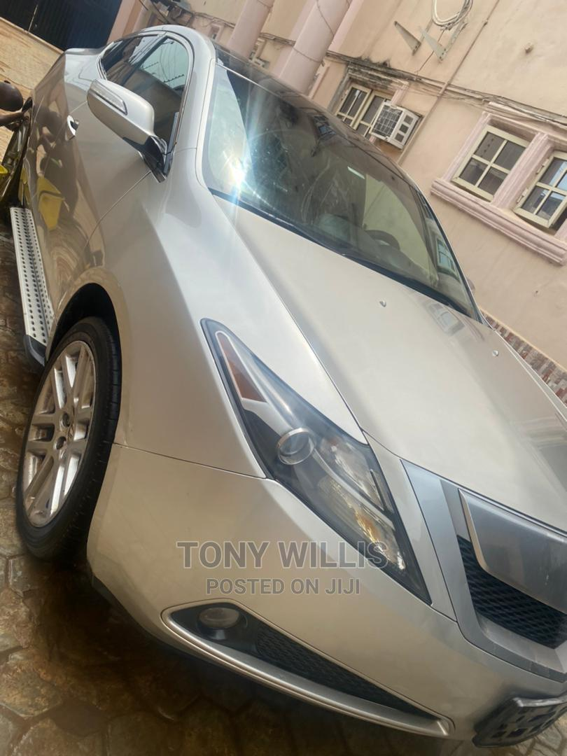 Archive: Acura ZDX 2011 Base AWD Silver