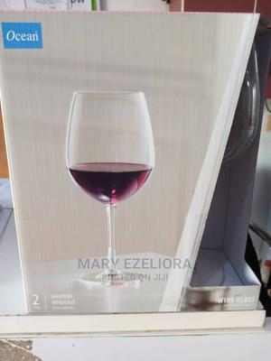 Red Wine Glass | Kitchen & Dining for sale in Abuja (FCT) State, Utako