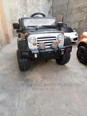 Quality UK Used 12 Volts Jeep Wrangler Kids Ride on SUV | Toys for sale in Lagos State, Surulere