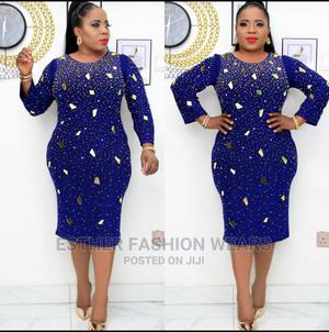 Quality Turkey Dinner Short Gown | Clothing for sale in Lagos State, Ikeja