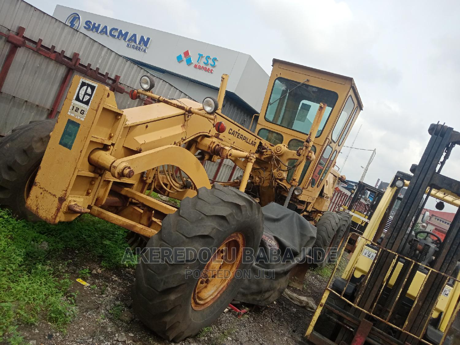12G Graders Is Just Like a New One   Heavy Equipment for sale in Isolo, Lagos State, Nigeria