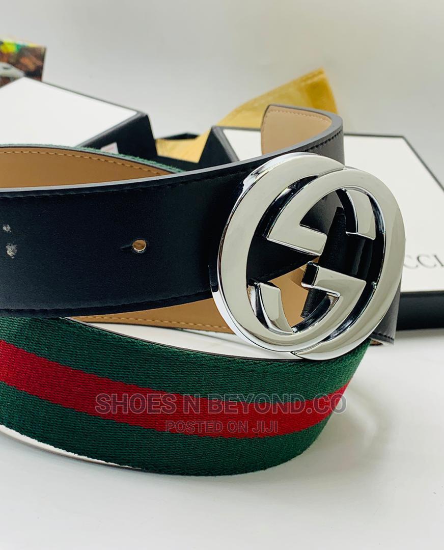 GUCCI Luxury Belts