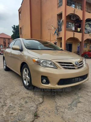 Toyota Corolla 2013 Gold | Cars for sale in Abuja (FCT) State, Wuse 2
