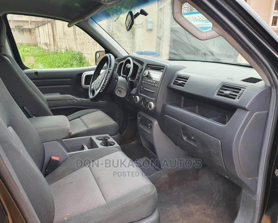 Honda Ridgeline 2007 Black | Cars for sale in Amuwo-Odofin, Lagos State, Nigeria