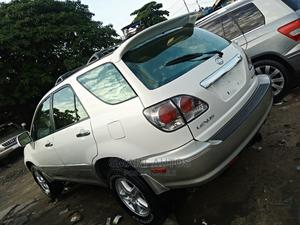 Lexus RX 2003 White   Cars for sale in Lagos State, Apapa
