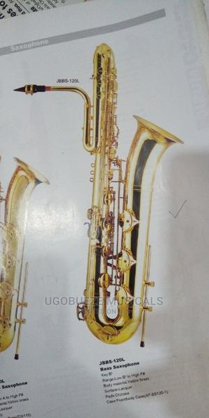 Barritone Saxophone | Musical Instruments & Gear for sale in Lagos State, Ojo