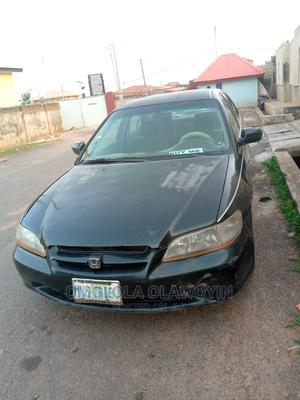 Honda Accord 2001 Green | Cars for sale in Oyo State, Oluyole