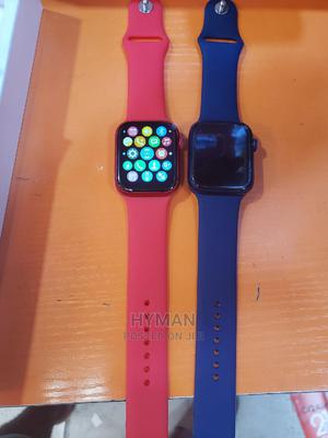 Series 6 Smart Watch With Healt Monitor and Bluetooth Call   Smart Watches & Trackers for sale in Lagos State, Ikeja