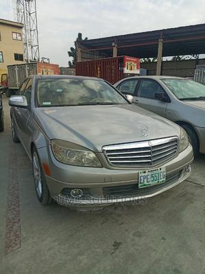 Mercedes-Benz C300 2008 Brown   Cars for sale in Lagos State, Ikeja