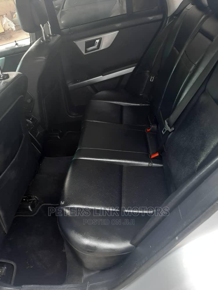 Mercedes-Benz GLK-Class 2010 350 4MATIC Silver | Cars for sale in Agege, Lagos State, Nigeria